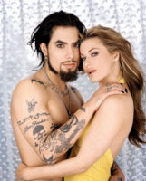 Carmen Electra & Dave Navarro - InStyle (April 1, 2005)