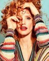 Jessica Chastain - The Edit 2016