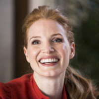 Jessica Chastain - The Zookeepers Wife press conference portraits 2017