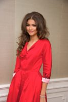Zendaya - Spider-Man Homecoming Press Conference (2017)