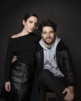 Zoe Lister-Jones, Adam Pally - 2017 Sundance Film Festival Portraits