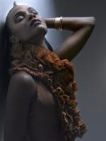 Zoe Saldana - Photoshoot for Trace (2006)
