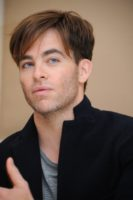 Chris Pine - Into The Woods Press Conference Portraits (2014)