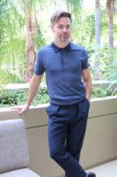 Chris Pine - Star Trek Beyond Press Conference Portraits (2016)
