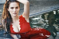 Zoey Deutch - Cosmopolitan (February 2016)