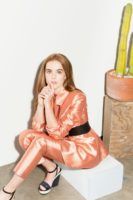 Zoey Deutch - Isaac Sterling Photoshoot (2015)