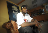 50 Cent - Los Angeles Times (November 9, 2008)
