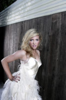 Brittany Snow - Ocean Drive (February 10, 2005)