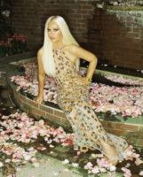 Donatella Versace - InStyle (December 1, 2001)