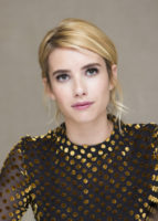 Emma Roberts - Nerve Press Conference Portraits (2016)