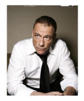 Jean Claude Van Damme - Portrait session in Paris (April 11, 2008)