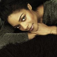 Naomie Harris - Portrait shoot in London (May 3, 2007)