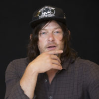 Norman Reedus - The Walking Dead Press Conference Portraits (2016)