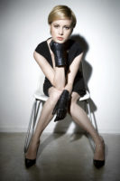 Brie Larson - Portrait session in Los Angeles (2009)