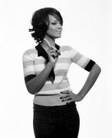 Rihanna - Sueddeutsche Zeitung magazine (December 4, 2007)