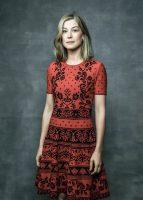 Rosamund Pike - 60th BFI London Film Festival Portraits (2016)