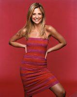 Sarah Michelle Gellar - Glamour (October 2000)